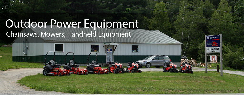 JT's Finest Kind Saw - Maine Outdoor Power Equipment, Chainsaws